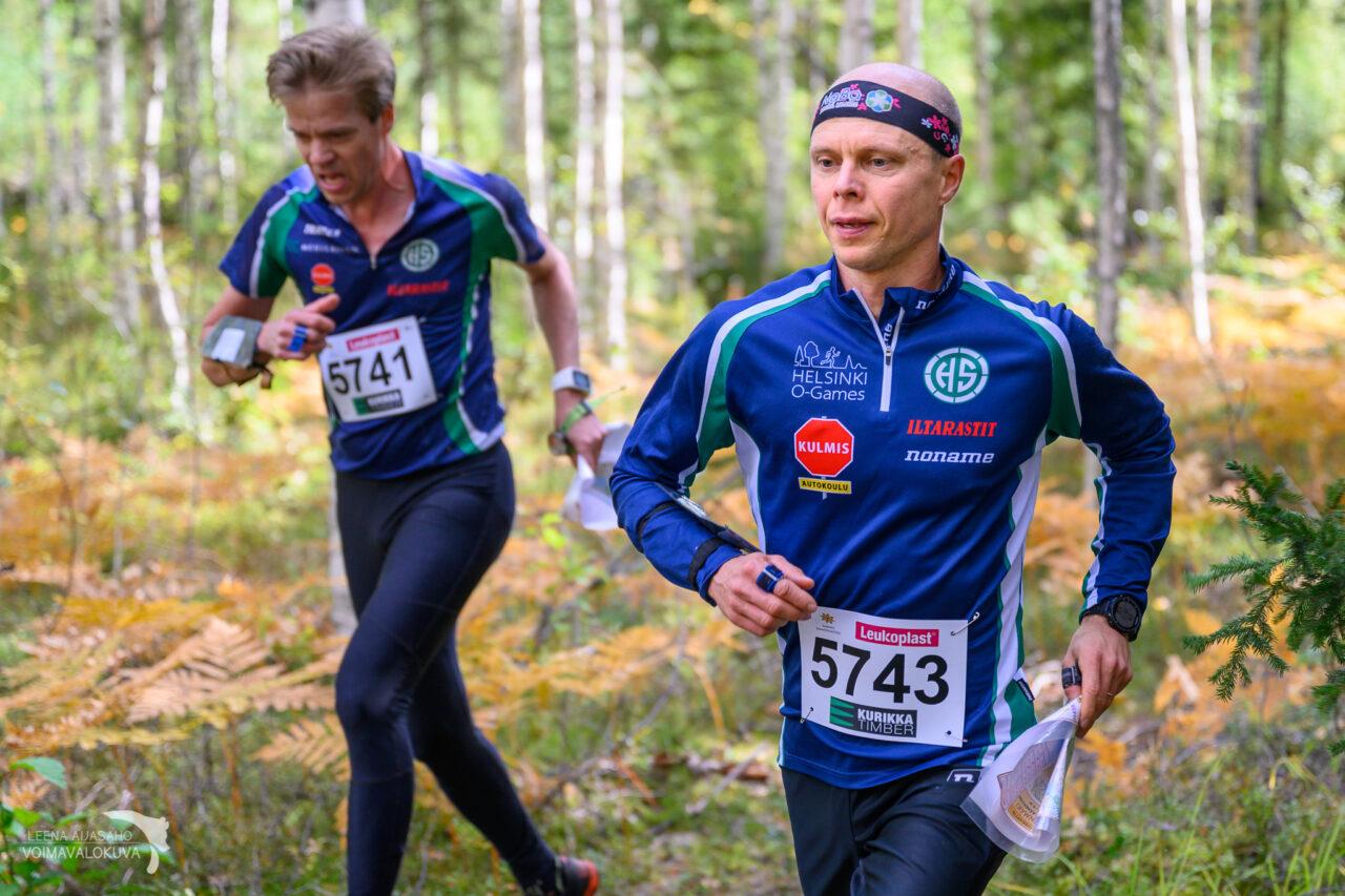 Jani Lakanen suunnistuksen maailmanmestari Kuvaaja Leena Aijasaho Voimavalokuva