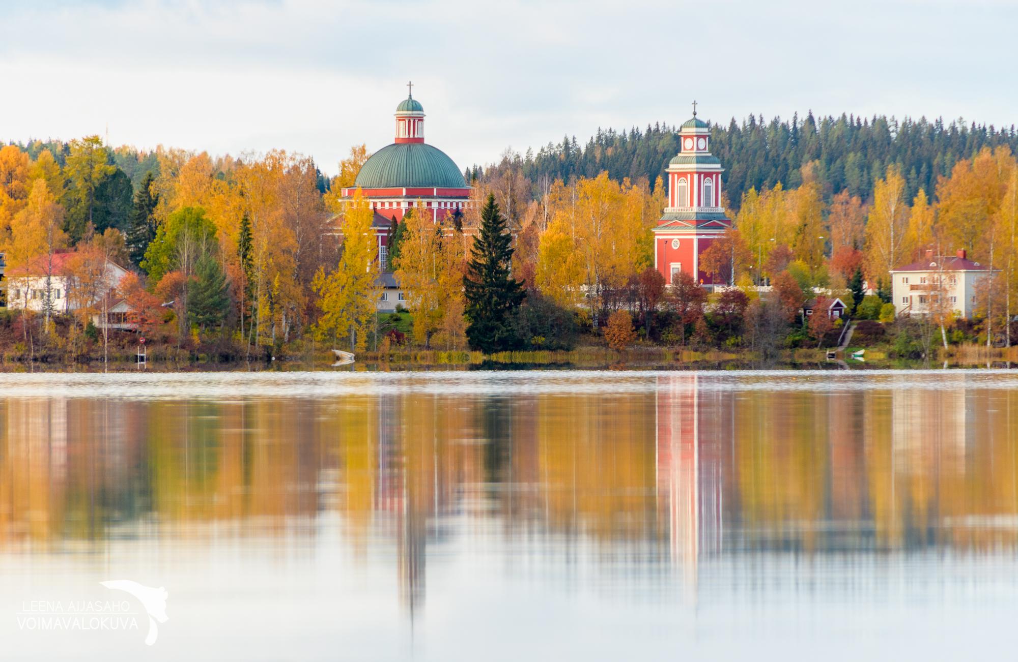 Saarijärvi voimavalokuva Leena Aijasaho